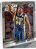Antonio Gates football card (Kent State Golden Flashes NCAA Basketball San Diego Chargers) 2015 Prizm Chrome Draft Picks #14