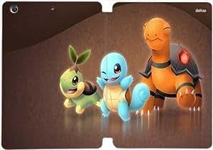 ipad mini 1/2/3 case , torkoal squirtle turtwig pokemon- Premium PU Leather Smart Cover Case for ipad mini 1/2/3-SSSF2787330