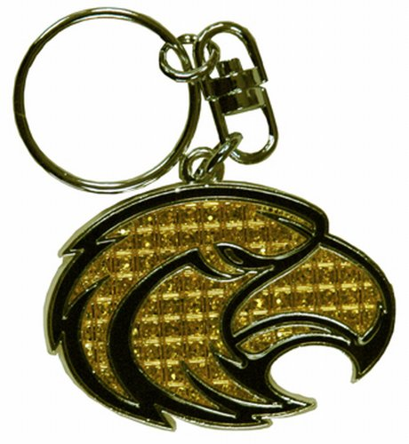 NCAA Southern Mississippi Golden Eagles Shanghi Diamond Keychain