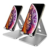 Best phone case Office Desks - Cell Phone Stand, [2 Pack] OMOTON Desktop Cellphone Review