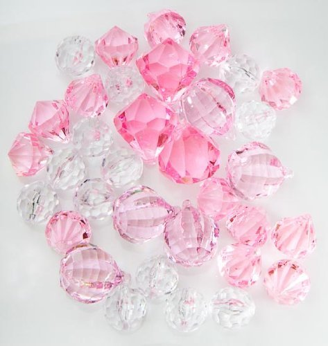 Translucent Assorted Acrylic Scatters Decorations
