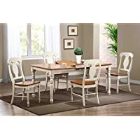 Iconic Furniture RT67-T-CL LG-TU CH53-CL-BI  , 67, Antiqued Caramel Biscotti