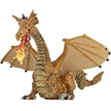 PAPO-FRANCE. FIGURINES PLASTIQUES TY Inc.Toys 37173TY - Beanie Boo'S Darla Regular Dragon Rosa (15 Cm)