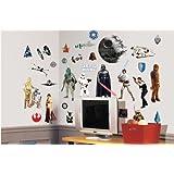 Star Wars - Classic Stickers Muraux 31 pièce