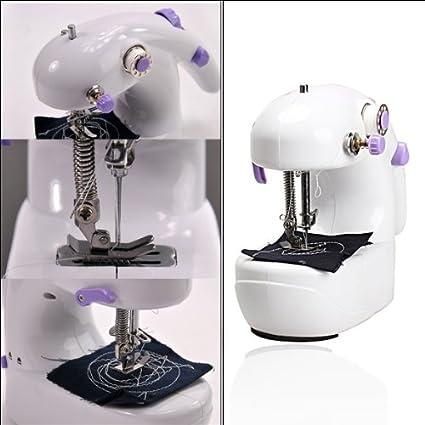 Vktech® Mini Máquina de Coser Electrodomésticos Herramienta de ...