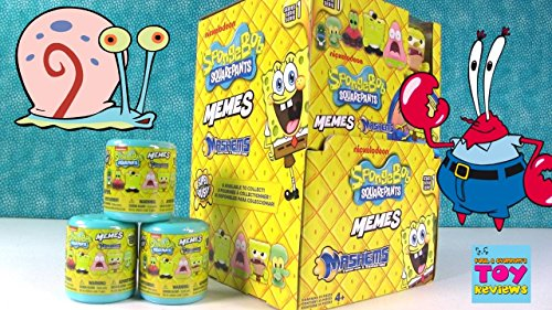 Mashems Spongebob Squarepants Memes Series 1  1 Capsule Per Order