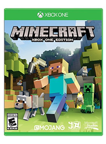 Minecraft Xbox One product image