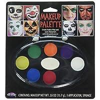 Bandeja Maquillaje Halloween 8 Colores