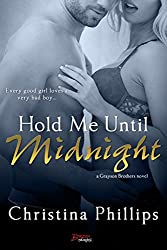 Hold Me Until Midnight (Entangled Brazen) (Grayson Brothers)