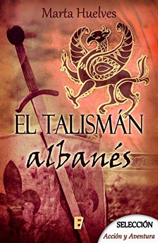 Talismán Albanés de Marta Huelves