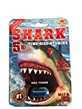 Shark 5K Triple Maximum Male Enhancement Sex Pill! 7 Days Long Action!- 24 Pills!