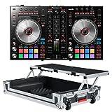 Pioneer DJ DDJ-SR2 Serato DJ Controller with Controller Case