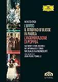 『オルフェオ』、『ウリッセの帰還』、『ポッペアの戴冠』 ポネル演出・監督、アーノンクール指揮(5DVD)