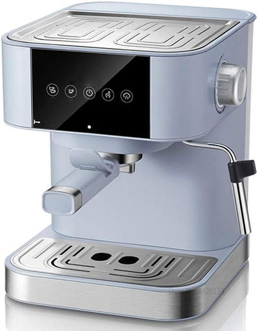 Máquina De Café Comercial, Ajuste De La Resistencia Del Café, Fácil De Limpiar, Cam Make Espresso/Cappuccino: Amazon.es: Hogar