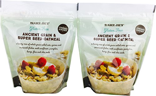 Trader Joes Gluten Ancient Oatmeal