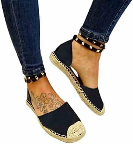 219b4ef1805067 Shopping Flats - Sandals - Shoes - Women - Clothing