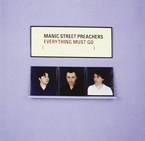 Manic Street Preachers: Everything Must Go (Audio CD)