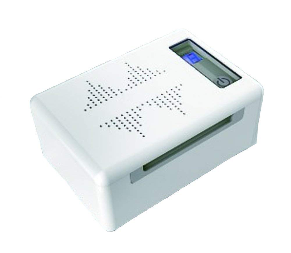 Automatic Hearing Aid Dry Box UV-C Disinfection, Dryer, and Overnight Storage Case - LED Screen, Easy to Use Timer System by RegenBox
