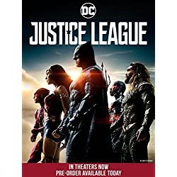 Justice League (Blu-ray + DVD + Digital Combo Pack)