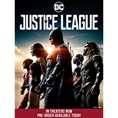 Warner Bros. announces Justice League on Digital Feb. 13 and on 3D, 4K, Blu-ray and DVD March 13