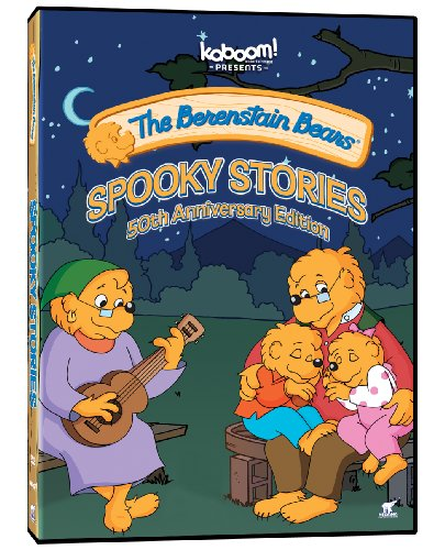 Berenstain Bears, the - Trick or Treat - Spooky Stories -