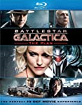 Cover Image for 'Battlestar Galactica: The Plan'