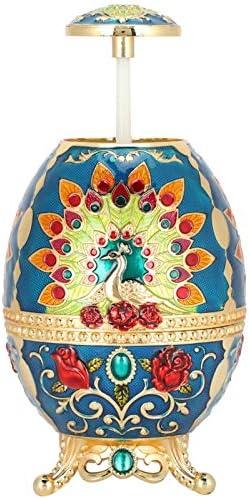 Uxsiya Tandenstokerhouder popupval tandenstokerhouder metaal retro versiering voor hoofddecoratie
