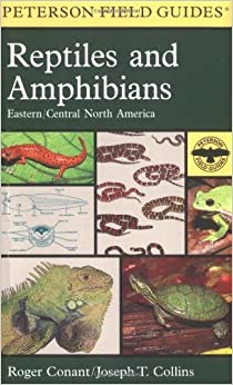 A Field Guide To Reptiles And Amphibians: Eastern And Central North America (Peterson Field Guides) Mobi Download Book