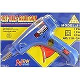 スイッチ付 グルーガン HOT MELT GLUE GUN デコ、コサージュ作り・・・便利な速乾性の接着剤道具