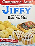 JIFFY All Purpose Baking Mix, 40 Oz