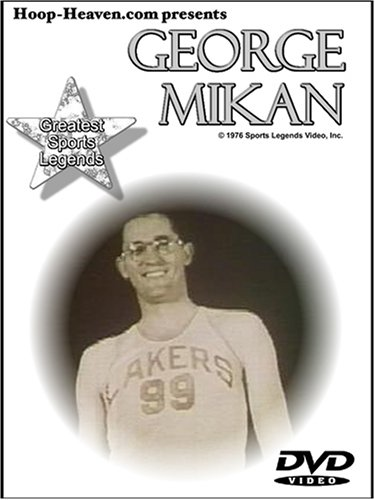 George Mikan Greatest Sports Legends DVD ()
