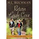 Return to Eagle Cove (sweet): a small town Oregon romance (Eagle Cove - sweet Book 1)