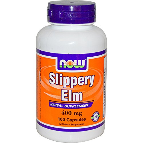 Foods Slippery 400mg Capsules 100 Count