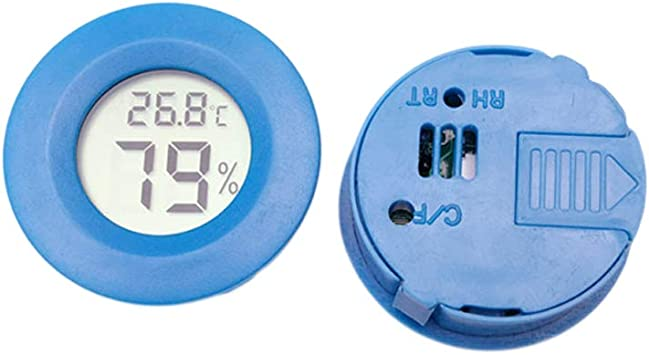 Générique Mini LCD Redondo termómetro Digital higrómetro ...