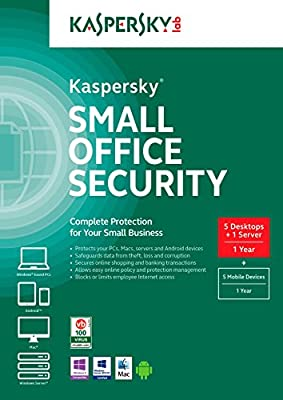 Kaspersky Small Office Security (5 Desktops)