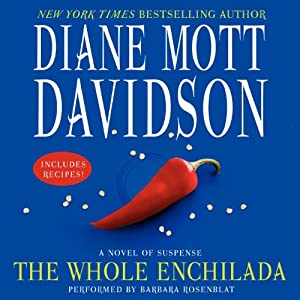 The Whole Enchilada: A Novel of Suspense Hörbuch