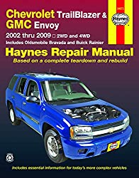 Image of the product Chevrolet TrailBlazer that is listed on the catalogue brand of Haynes.