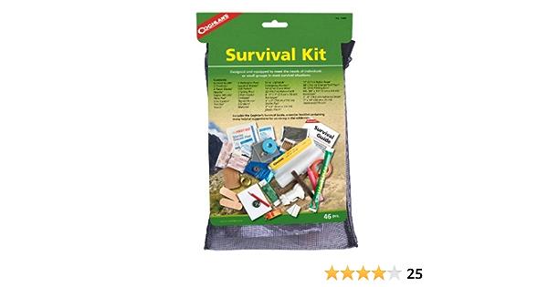 0010 Coghlan/'s Emergency Preparedness Kit for sale online