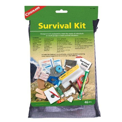 Coghlans 9480 Survival Kit