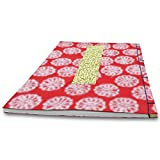 Akagi book bound in Japanese style book 5 Gyokei red thread Tsuzuriho 7015 (japan import)