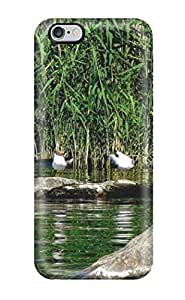 Awesome Two Seagulls On A Rock Out Of The Water Flip Case With Fashion Design Samsung Galaxy Note3
