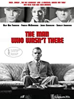 Filmcover The Man Who Wasn't There