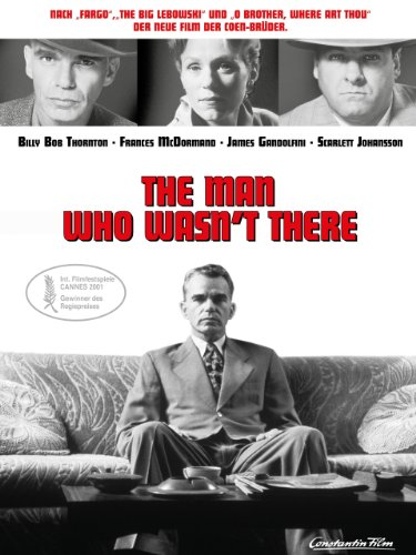 The Man Who Wasn't There Film
