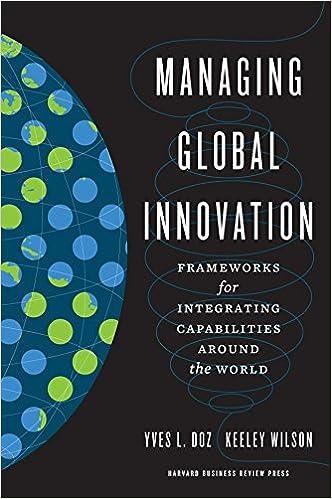 Amazon managing global innovation frameworks for integrating amazon managing global innovation frameworks for integrating capabilities around the world 9781422125892 yves l doz keeley wilson books fandeluxe Images