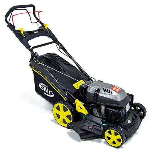 BMC 4in1 18' 457mm 139cc 4.5HP Lawn Racer Electric Start Self Propelled 4...