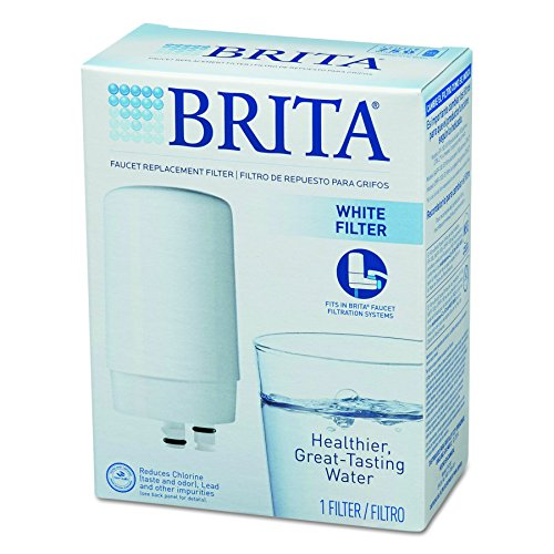 Brita 42401 On Tap Faucet Water Filter System Replacement Fi