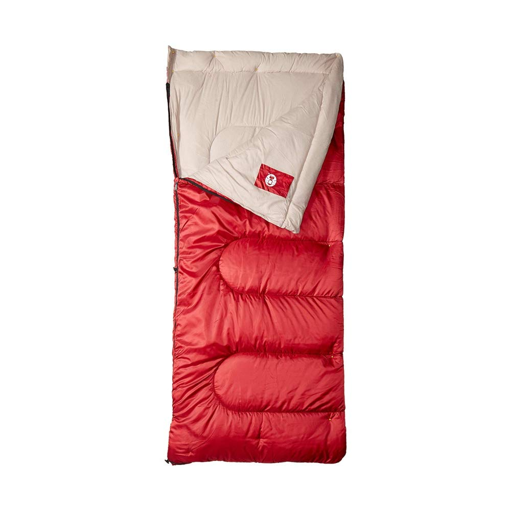 Coleman Palmetto 30°F Cool Weather Sleeping Bag by Coleman