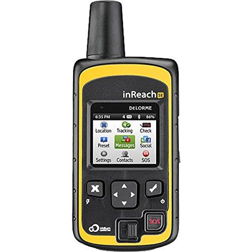 DeLorme inReach SE Satellite Tracker product image