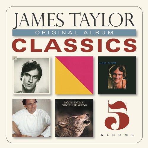 James Taylor - Original Album Classics [5 Cds] - Zortam Music