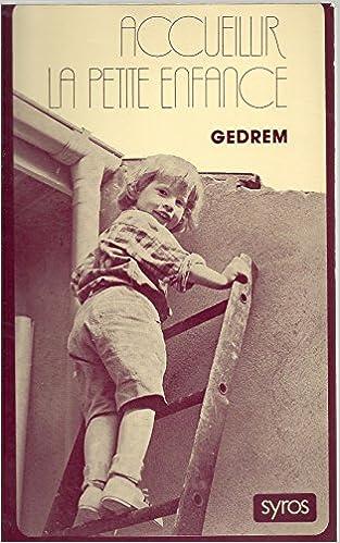 livre accueillir la petite enfance